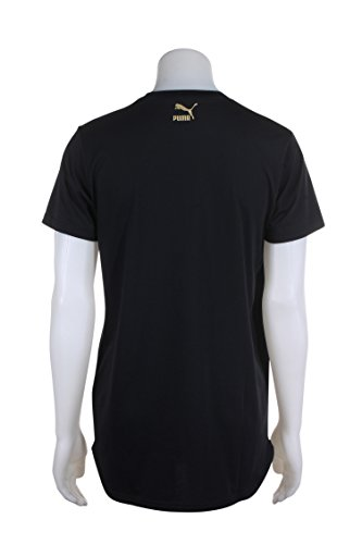 Puma Coogi Sneaker Linguetta Tee Mens 575172-02 Schwarz