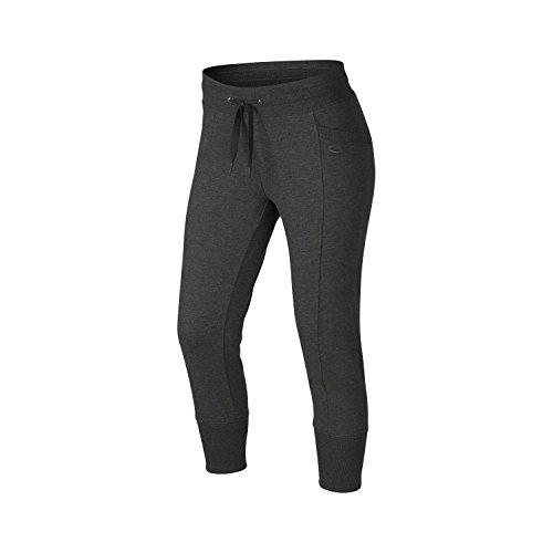 Oakley Women's Revive Fleece Pants Dark Heather Grey - Womens Oakley Watches
