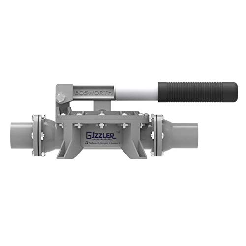 Guzzler '500D Style Hand Pump with 1-1/2 in smooth ends