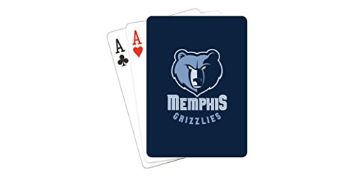 Grizzlies Card - NBA Memphis Grizzlies Playing Cards