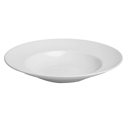 Tognana 27 cm Porcelain Roma Pasta Bowl, Off-White