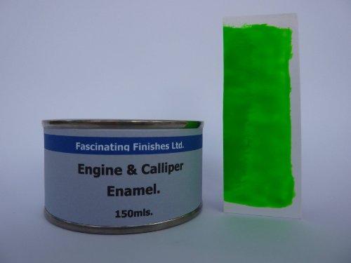 1 x 150ml Fluorescent Green Heat