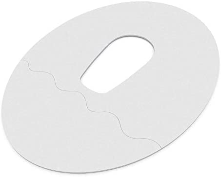 Waterproof Adhesive Patches PreCut for Dexcom G6 - Color Clear, Pack of 30 9