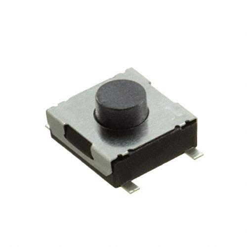 SWITCH TACTILE SPST-NO 0.05A 12V (Pack of 200) (222CMVBAR) by CTS Electrocomponents