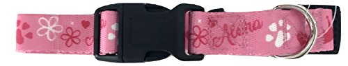 Island Heritage Hawaiian Pet Cat Dog Collar (Princess Paws, (Hawaiian Dog Collar Collars)