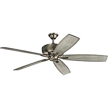 "Kichler Lighting 300206BAP 70"" Ceiling Fan from The"