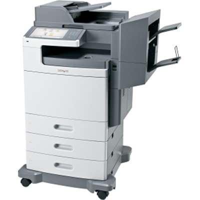 Lexmark 47BT028 X792DTFE Color Laser Printer/Scanner/Copier/Fax US HV
