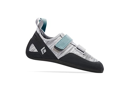 Black Momentum Diamond Aluminum Climbing Shoe Men's r5rTx