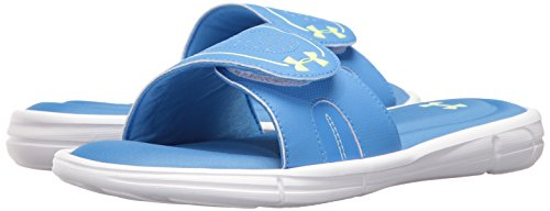 Water Women's lime Vii Ignite Fizz Slide Armour white Sandal Under ZY5qvOWRq