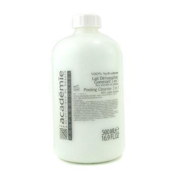 Academie 100% Hydraderm Peeling Cleanser 2 in 1 (Salon Size) (Academie Cleanser Academie Cleanser)