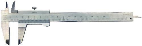 Mahr Messschieber 16 GN Nonius 1/50 Ablesung 0,02 mm Messbereich 150 mm