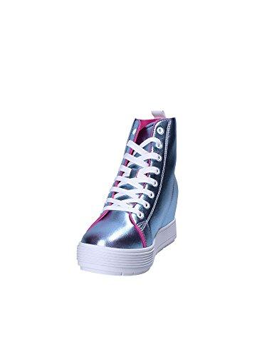 Fornarina Blue Sneakers Fornarina Women PE17MJ9543I018 PE17MJ9543I018 UxqOUrz7