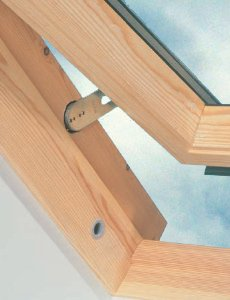 Velux Opening Restrictor Incl Key Allows Safe Amp Secure