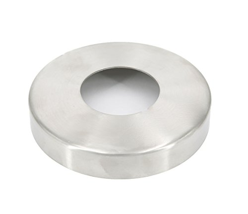 Stainless Steel 316 Grade Base Cover for 1-7/8″ OD Round Post -