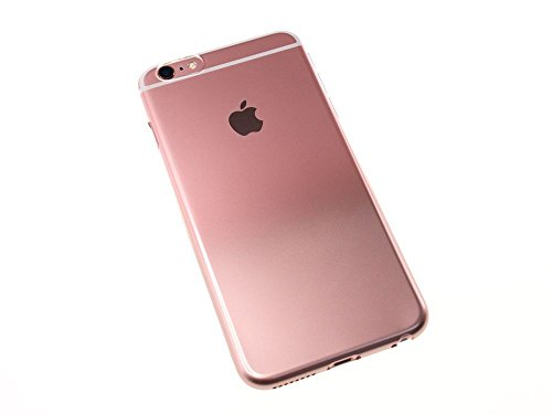 Air Jacket Set for iPhone 6s Plus/6Plus Gradation Rose Gold