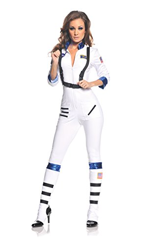 Underwraps Women's Blast Off, White, Medium