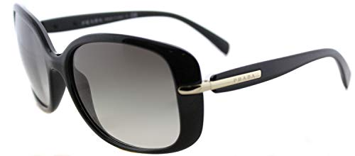 Prada Sunglasses - PR08OS / Frame: Black Lens: Gray ()