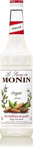 Monin Almond - Monin - Orgeat Almond Syrup - 700ml