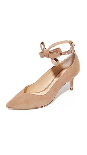 Isa Tapia Women's Mariana Kitten Heels, Summer Sand, 40 EU (10 B(M) US Women) by Isa Tapia