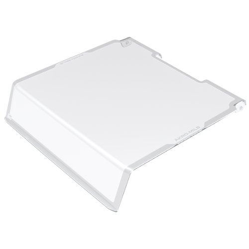 - Akro-Mils 30236CRY Lid for 30235 AkroBin, Crystal Clear, 6-Pack