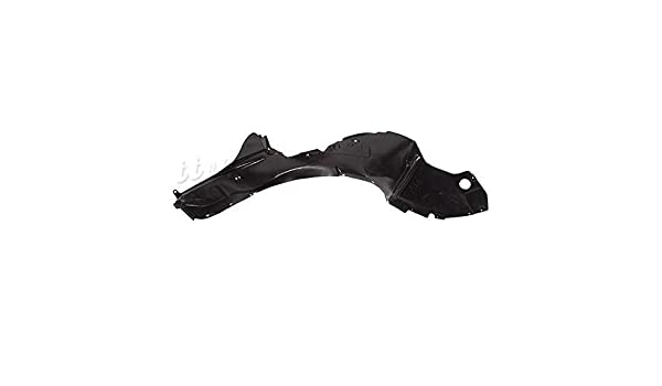 Driver Side Fender Splash Shield For Ford Fusion 2010-2012 FO1248143 New Front