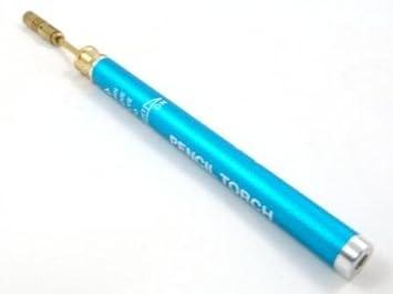 Toolzone - Accesorio para soldar tipo lápiz, color azul: Amazon.es: Bricolaje y herramientas