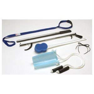 Deluxe Hip Kit -Assorted colours by Mercer County Rehab Supply by Mercer County Rehab Supply