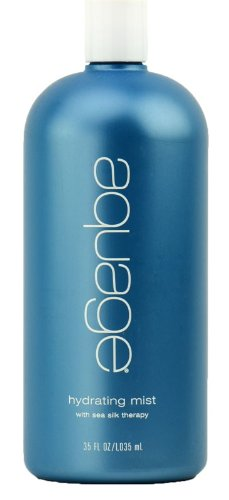 Aquage Hydrating Mist with sea silk therapy - 35 oz / liter refill