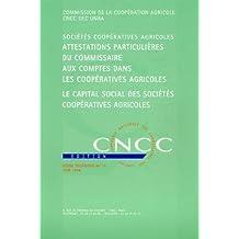 Particulieres Commissaire Comptes Coop.agricoles