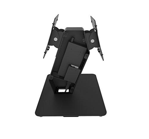 Angle Adjustable Dual Display Table Stand