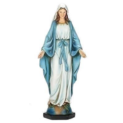Woodington's Joseph's Studio Our Lady of Grace 10 Inch Statue
