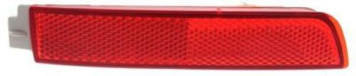 (CPP Bumper Reflector for Infiniti FX35, FX50, QX70, Nissan Juke, Murano, Quest )