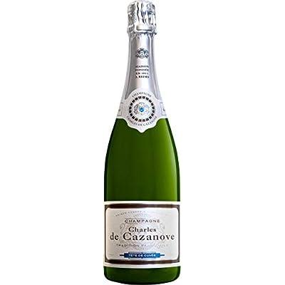 Charles de Cazanove Champagne Tradition Pere/Fils Brut Nature 750 ml