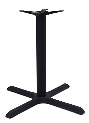 Regency Seating Cain X-Base for 36 to 42-Inch Table Tops - Pedestal Table Feet