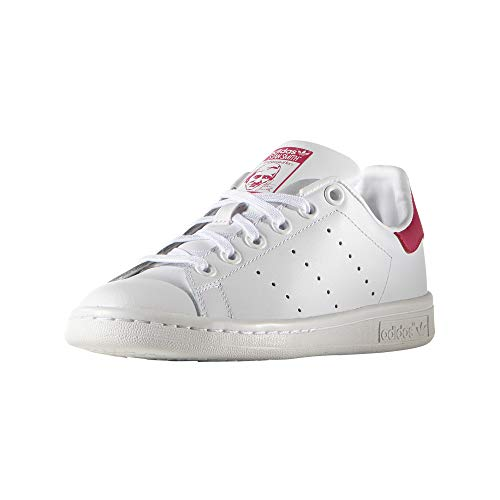 Adidas White Smith Bold Stan Sneaker Chaussures Baskets Femme Mode Pink Blan BrBwUSq