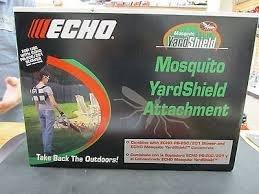 Echo Mosquito Yardshield Attachment