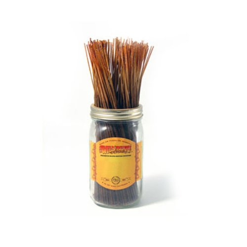 - WILDBERRY Blend 22 Stick Incense (Value Bundle of 100)