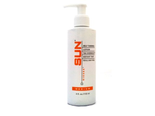 Sun Laboratories Tan Overnight Self Tanning Lotion