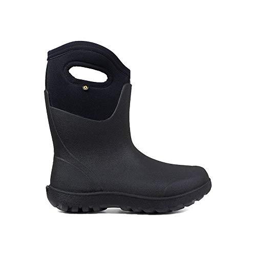- Bogs Women's Neo-Classic Mid Boot Black 9 & Drying Towel Bundle