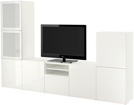 Ikea 4202.262026.1434 - Mueble de TV con Puertas y cajones de ...