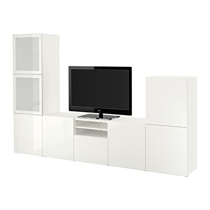 Amazon.com: IKEA TV combinación de almacenamiento con ...