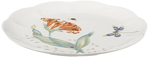 (Lenox Butterfly Meadow Dragonfly Accent Plate)