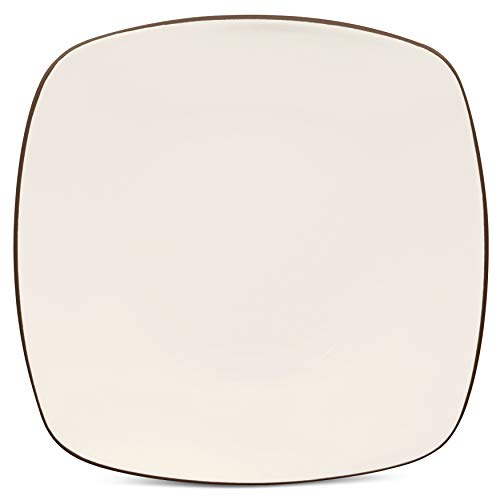 Noritake Colorwave Square Platter, 11-3/4-Inch, Chocolate
