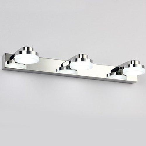 Goodia LED LIGHT Mirror blanc froid éclairage de lampe de lumière ...