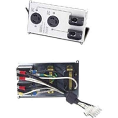 Dist Panel Power (Schneider Electric IT USA SYPD11Symmetra LX Power Dist Panel 2XL6-30R)