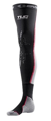 EVS Sports Fusion Socks Combo (Black, Large/X-Large) (Moto Socks)