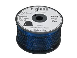 Taulman T-Glase Blue 3D Printing Filament - 1.75 mm