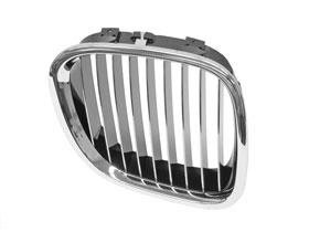 BMW z3 Kidney Grille RIGHT Front (Chrome) grill NEW radiator nose vent