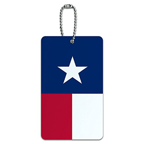 Texas Flag Luggage Suitcase Carry