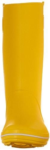 Women Crocs Stivali Donna Lemon Gomma Crocband di Jaunt Verde qvqwEfF